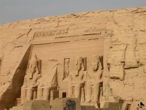 Abou Simbel, temples de Ramsès II et de Nefertari