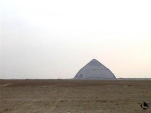 Dashour, pyramides de Snéfrou