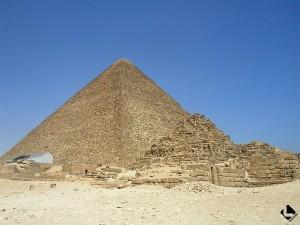 Gizeh, pyramides (Ancien Empire, IIIe dynastie)