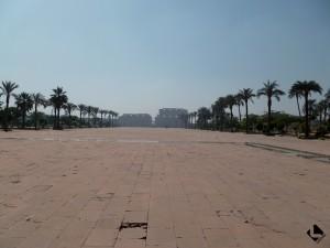 Louqsor rive est, domaine d'Amon de Karnak (Nouvel Empire)