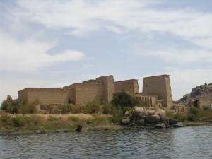 Philae, temple d'Isis (époque ptolémaïque et romaine)