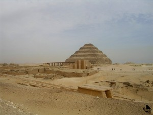 Saqqarah, complexe funéraire de Djoser