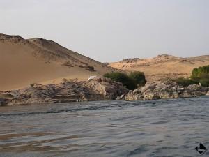 Paysages d'Egypte