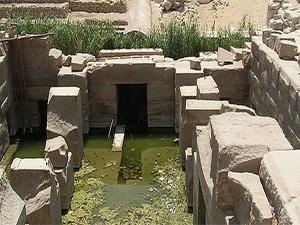 Abydos, temple de Séthi Ier
