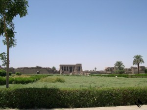 Denderah, temple d'Hathor