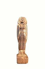 Statuette féminine Mirgissa